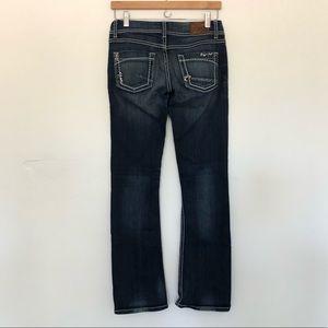 BKE Sabrina boot jeans 26x31.5